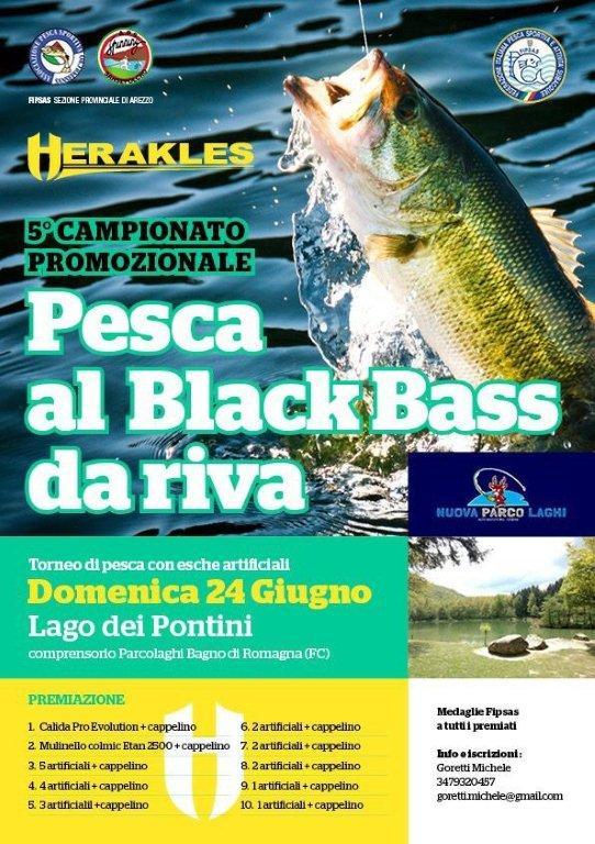 24 giugno evento Herakles a Parco Laghi - PESCAREonline.it