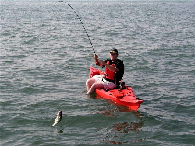 miglior kayak da pesca mare